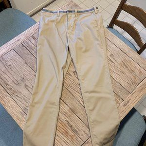 Express Slim Hyper Stretch Chinos